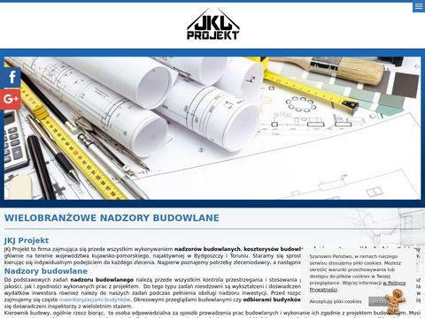 JKJ Projekt wielobranżowe nadzory budowlane