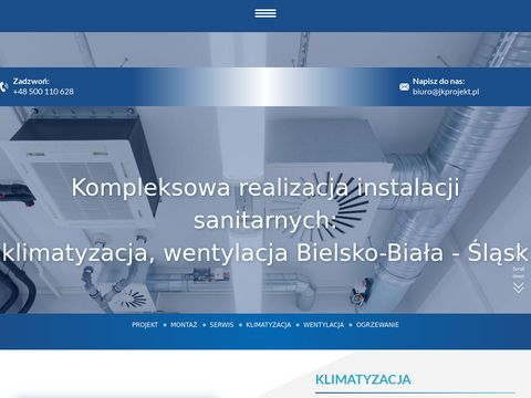 Jkprojekt.pl pompy ciepła Bielsko