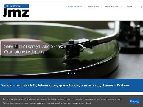 Jmz Elektronik - serwis RTV Kraków