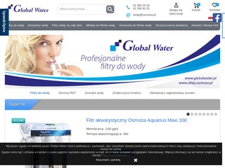 Global Water woda heksagonalna