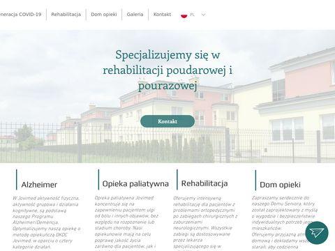 Jovimed.pl dom opieki nad seniorami