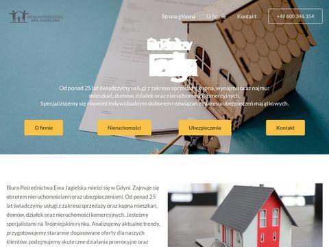 Ewa Jagielska kupie mieszkanie Gdynia
