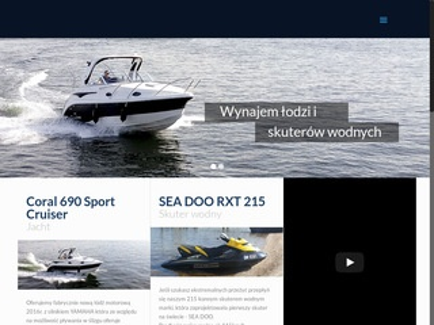 Jachtygdynia.pl wynajem łodzi