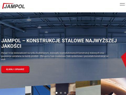Jam-pol.eu budownictwo przemysłowe