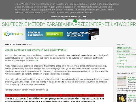 Jakzarobickasewinternecie.blogspot.com
