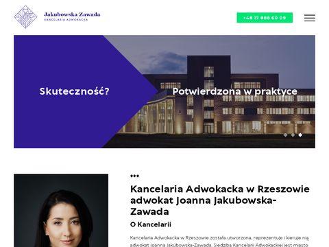 Jakubowskazawada.com