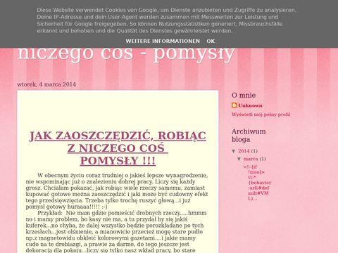 Jak-zaoszczedzic-robiac-z-niczego-cos.blogspot.com