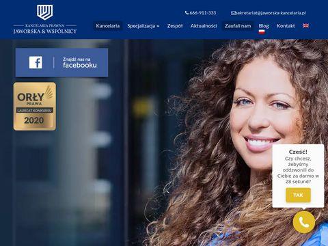 Jaworska-kancelaria.pl