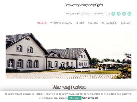 Jarzebinowyogrod.pl noclegi Braniewo