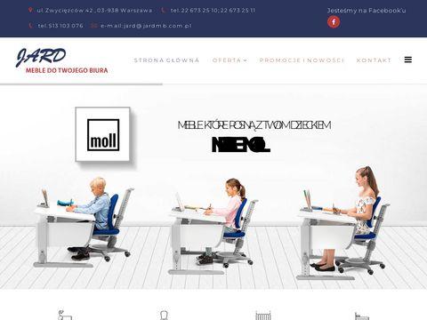 Jardmb.com.pl biurka gabinetowe