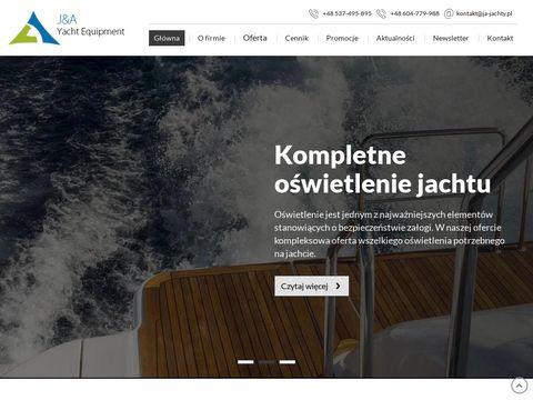 Ja-jachty.pl sprzedaż