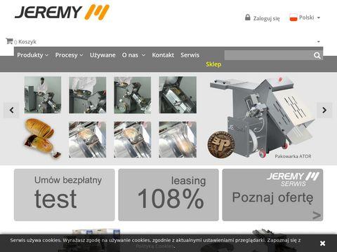 Jeremy.pl mikser planetarny