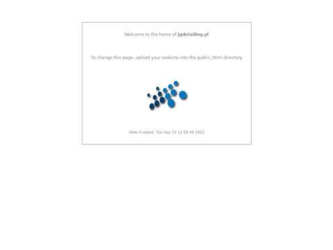 Jgdetailing.pl kosmetyki samochodowe Jan Grochocki