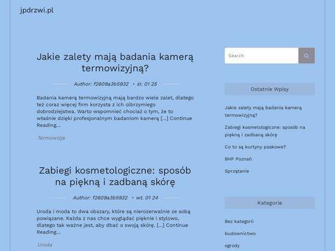 Jpdrzwi.pl - okna Białystok