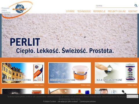 JPcover - producent chemii budowlanej