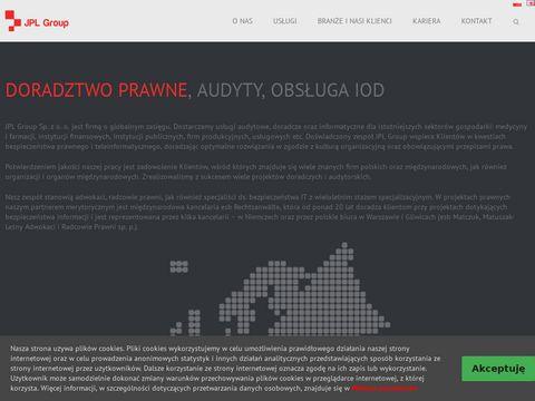 Jplgroup.pl - doradztwo prawne