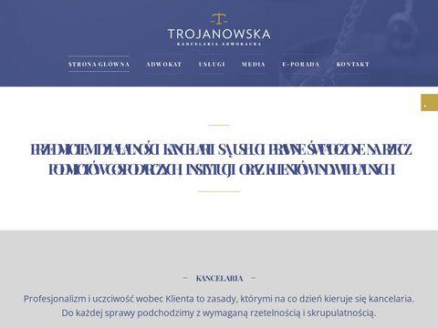 Jtrojanowska.pl Prawnik Gdynia