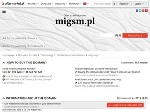 Migsm.pl