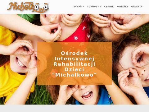 Michalkowo.pl rehabilitacja dzieci Bielsko Biała
