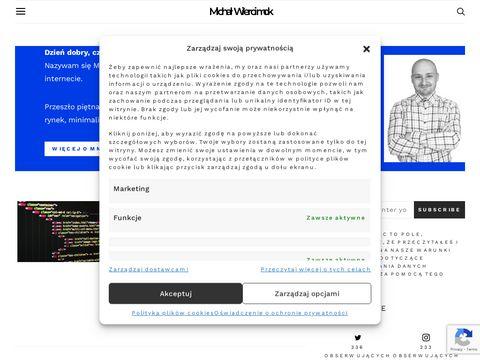 Michal.wiercimok.pl