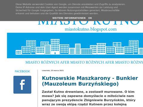 Miastokutno.blogspot.com