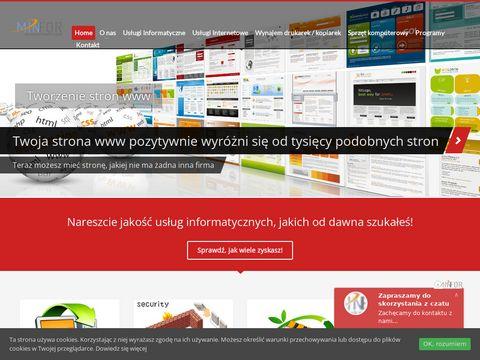 Minfor.pl oprogramowanie księgowe