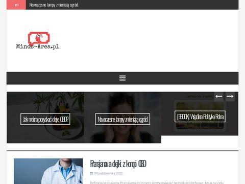 Minds-area.pl gabinet psychologiczny - Warszawa
