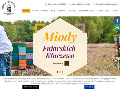 Miodyfujarskich.pl