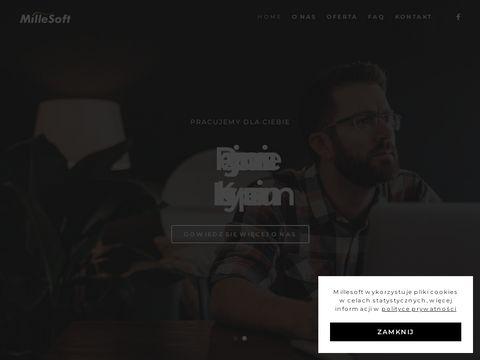MilleSoft.pl - pozycjonowanie stron