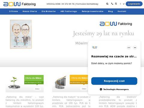 Mikrofaktoring.pl dla przedsiębiorstw
