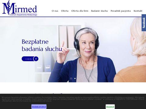 Mirmed zaopatrzenie protetyczne Bolesławiec
