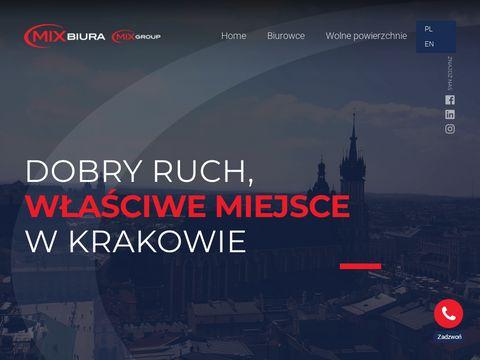 Mixbiura.pl Kraków