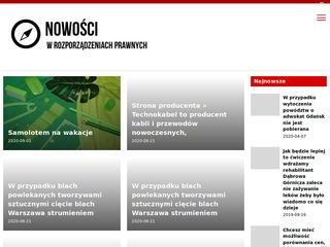 Mks-mos.bedzin.pl rozporządzenia prawne