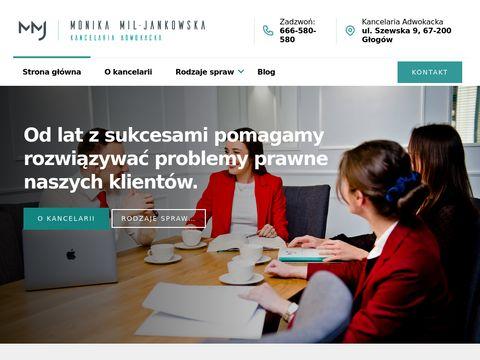 Mjpadwokaci.pl - Głogów