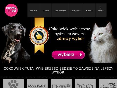 Modernpet.pl karma ZiwiPeak dla psa i kota