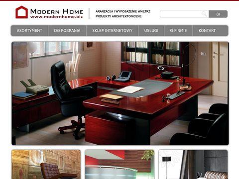 Modern Home meble szkolne