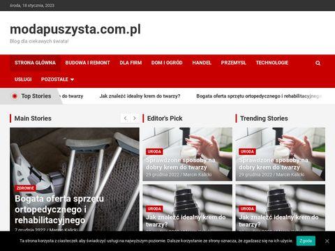 Modapuszysta.com.pl sukienki XXL