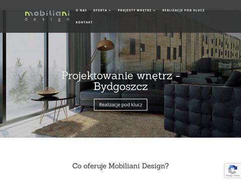 Mobiliani Design architekci wnętrz
