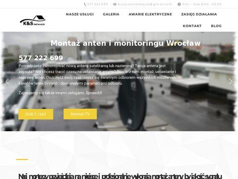 Montazantenywroclaw.pl