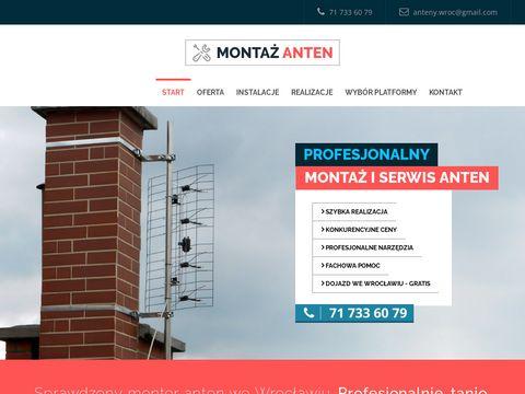 Montaz-ustawianie-anten.pl