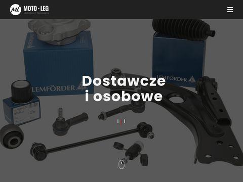 Motoleg.pl Peugeot części