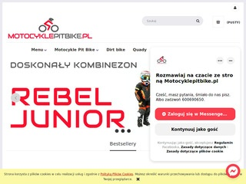 Cross motocyklepitbike.pl