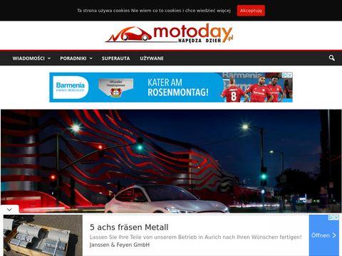Motoday.pl serwis motoryzacyjny