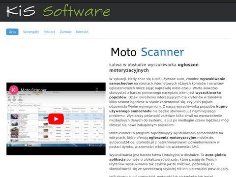 MotoScanner.pl - ogłoszenia motoryzacyjne
