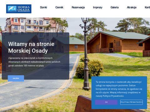 Morskaosada.com wynajem domków