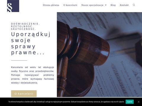 Kancelaria radcy prawnego Dorota Moros