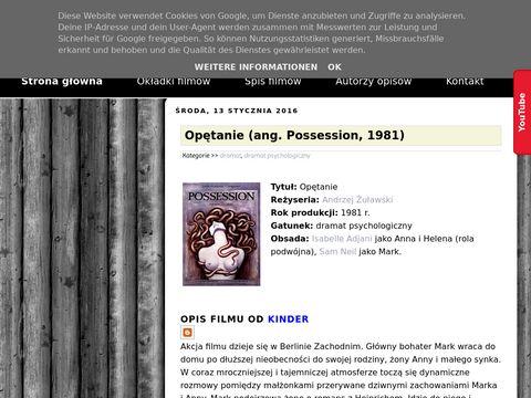Magiafilmowa.blogspot.com Interpretacje filmów