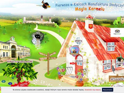 Magiakarmelu.pl atrakcje dla dzieci