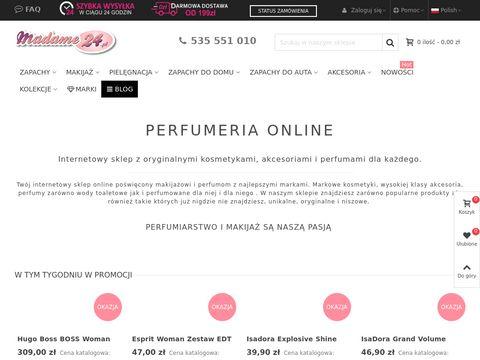Madame24.pl - drogeria internetowa