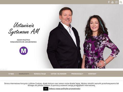 Madaryam.pl ustawienia systemowe Gdynia